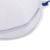 Stapled Blue Head Band Half Dust Mask Niosh N95 Respirator With Valve