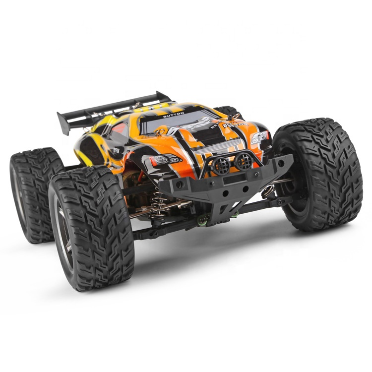 Full Scale 1:12 Off-road RTR 2.4GHz 4WD High Speed Truck Electric Car For kids with <strong>Remote</strong> Control Waterproof Rastar RC Toy Car