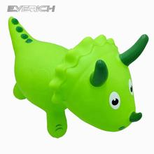 Lovely Boucing Dinosaurs inflatable horse for boy Riding on
