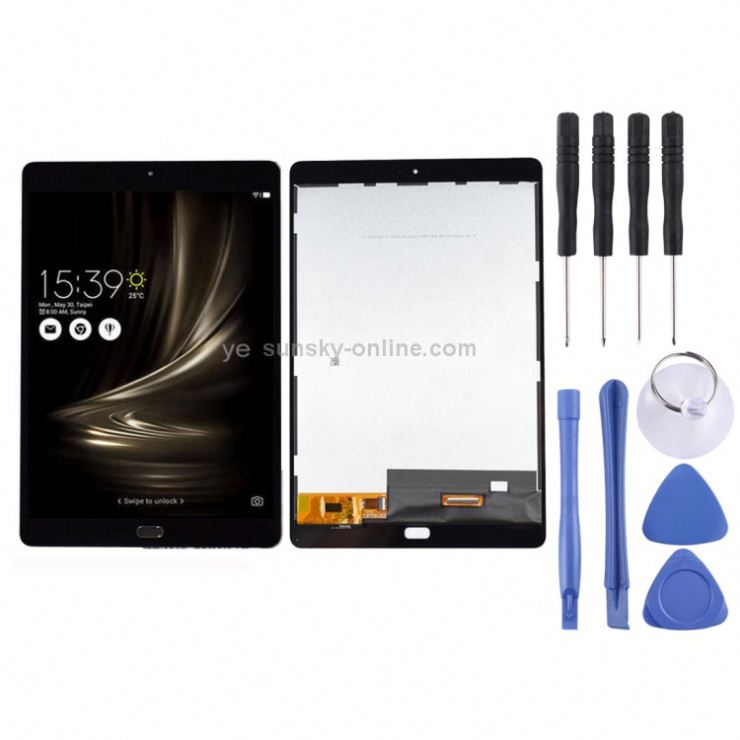 <strong>LCD</strong> Screen and Digitizer Full <strong>Assembly</strong> for Asus ZenPad <strong>Z10</strong> (ZT500KL) (Black)