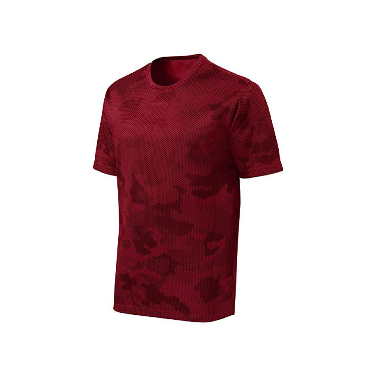 Sublimation camouflage full printing mens t shirt sports military t shirt design <strong>manufacturing</strong>