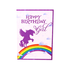 New custom sound music happy birthday greeting <strong>card</strong>