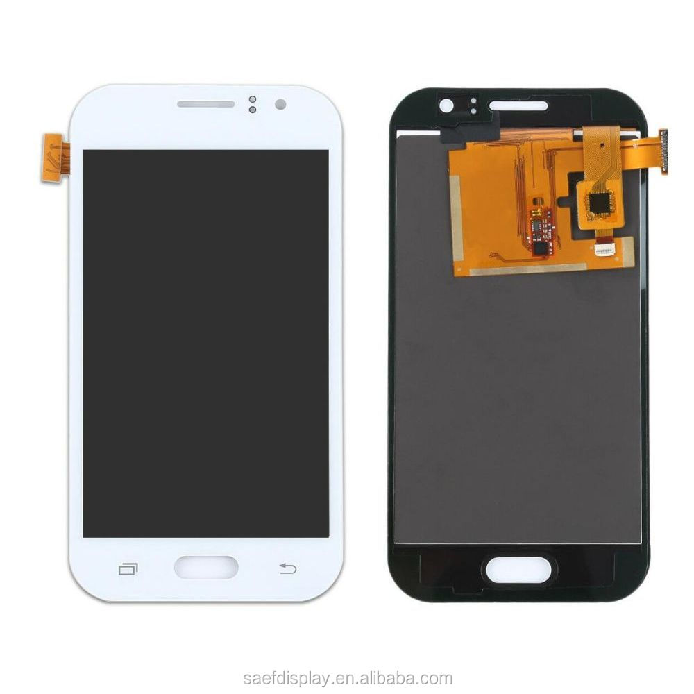 LCD Display Touch Screen Digitizer for Samsung Galaxy J1 2016 J120 J120A/F/<strong>H</strong> (White)