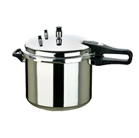 5L Hot Sell Safety Kitchen Appliances Aluminum Pressure Rice Cooker 20CM