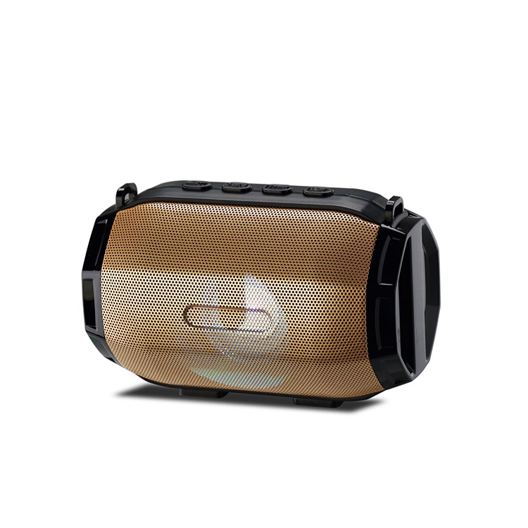 Robot <strong>X100</strong> Speaker Outdoor Portable Subwoofer Lantern Wireless Gift Small Speaker