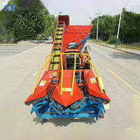 Agriculture High Output Maize Combine Harvester Mini