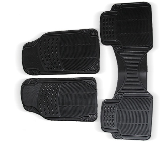 Hot <strong>Sale</strong> Anti slip 3 pcs the safety of driving Universal machine pvc car floor mat sets