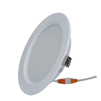 Office Round White 12 watt fire rated led down light