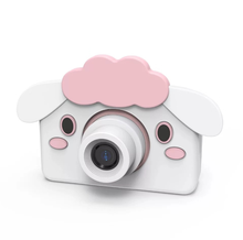 The fifth generation puzzle new cartoon children mini <strong>digital</strong> SLR <strong>camera</strong> with 2400 megapixels for <strong>camera</strong> festival and travel