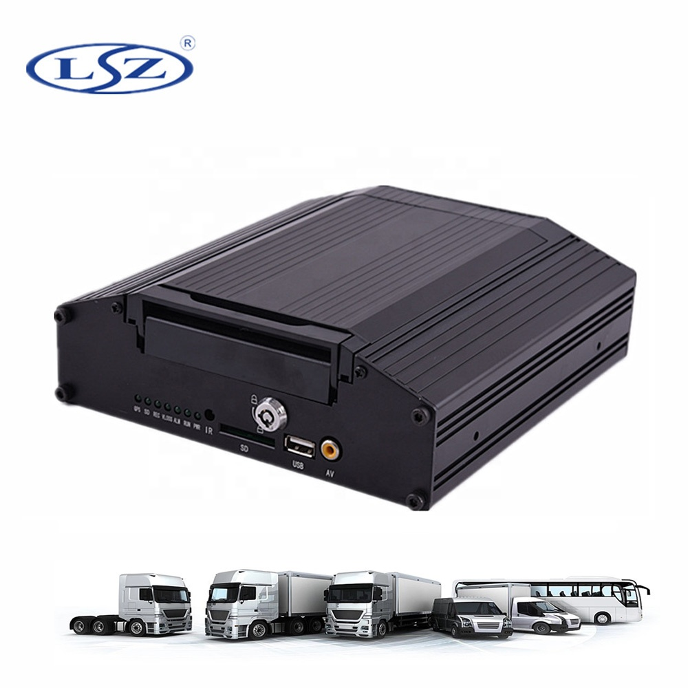 H.264 <strong>3G</strong> 4G LTE 4ch/8 <strong>Channel</strong> Wifi GPS CCTV Bus SDD HDD Mobile DVR
