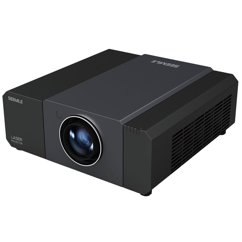 FLYIN Digital Cinema DLP 15000 lumens Laser 7d hologram <strong>projector</strong> for building projection advertisement