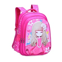 Hot Sale kids bags high quality cute cartoon <strong>p</strong> Custom logo Bookbags Backpack School Bags for kids
