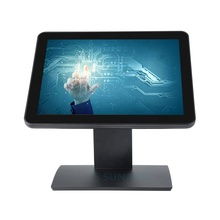 High quality Touch screen lcd <strong>monitor</strong> pos Capacitive Touch <strong>Monitor</strong> for restaurant pos machine retail billing system terminal