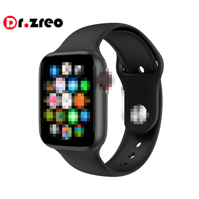 44mm removable strap c200 Smart Watch 2.5 <strong>D</strong> Fox full capacitive touch smart watch with Heart Rate PK W34 IWO 8 9 <strong>10</strong> Smart Watch