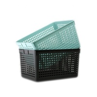 High quality large size multipurpose storage plastic fruit basket for cheap
