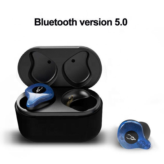 Free samples for apple bluetooth earbuds high quality hot selling Sabbat <strong>X12</strong> PRO BT 5.0 In-ear TWS earphone with charging Box