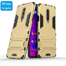 2019 new iron man design phone <strong>case</strong> for oneplus 7 pro pc tpu hybrid phone <strong>case</strong> with kickstand for oneplus 7