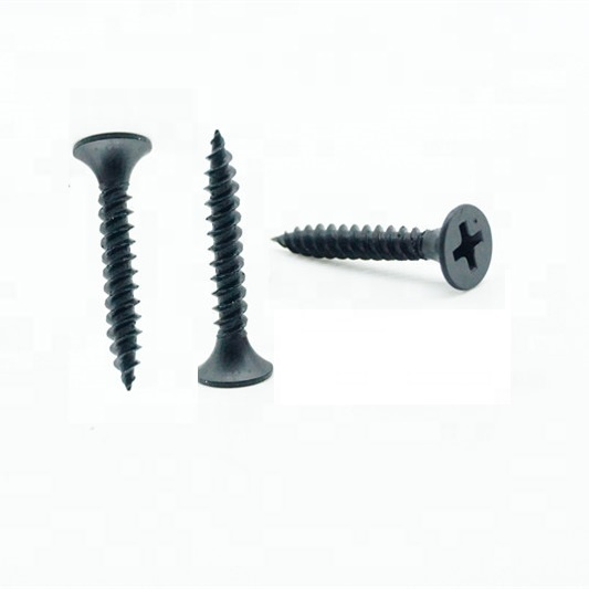 Metal <strong>C1022</strong> yuanxun zinc plated collated drywall screws with double thread
