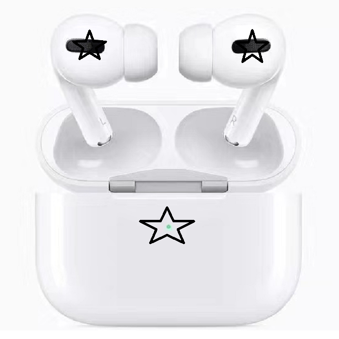 i9999 TWS 1:1 Size <strong>Air</strong> 3 Pro Animation Connection Smart Sensor Earbuds Airoha 1536 with Wireless Charging PK i200 i300 i500