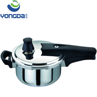 Budget Buy SUS 430 Stainless Steel Mini Japanese Pressure Cooker