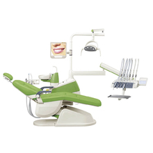 China Best Quality CE & FDA Dental Chair Dental Units Orthodontic Supply