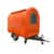Street Halal Food Cart Trailer Australia Towable Caravan Food Vending Trailer Cars for Sale
