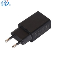 5V DC 2.1A usb charger adapter eu plug for Europe