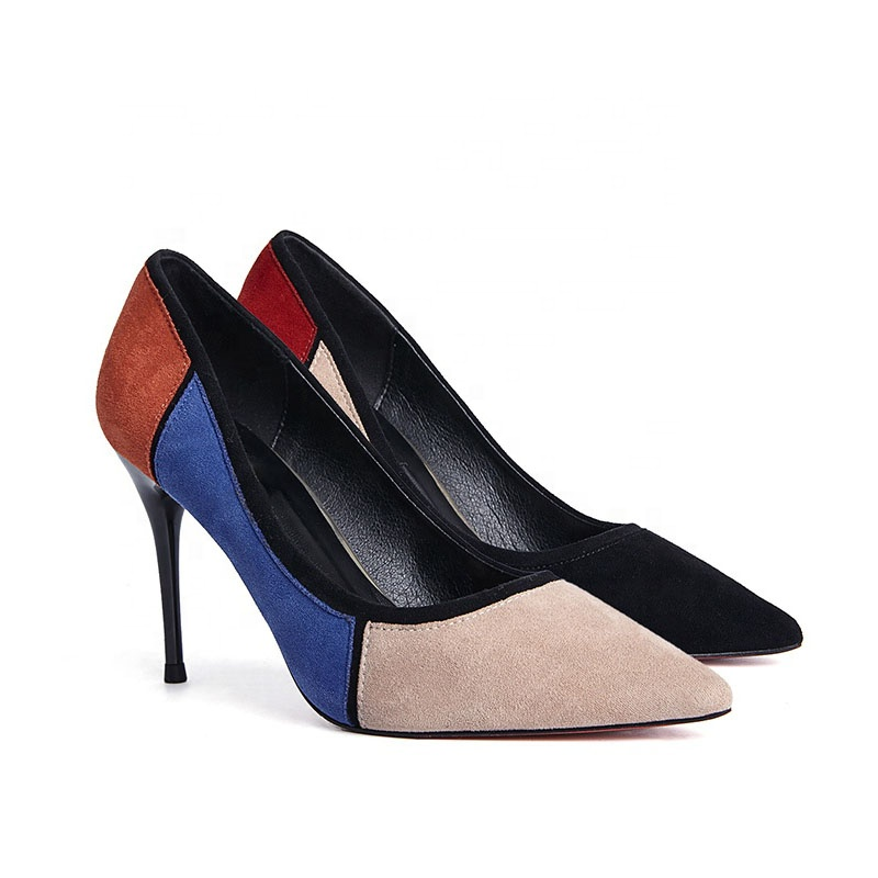 2019 Women Shoes Pump Lady Dress Shoes High <strong>Heels</strong>