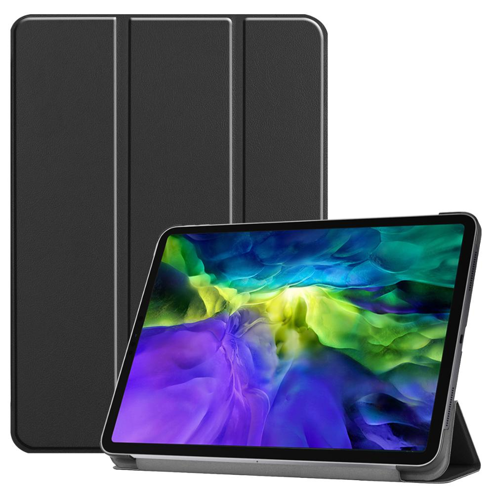 Soft Silicone Cover PU Leather Shockproof for New <strong>iPad</strong> 11 inch 2020 Tablet Case for <strong>ipad</strong> pro 11 2020