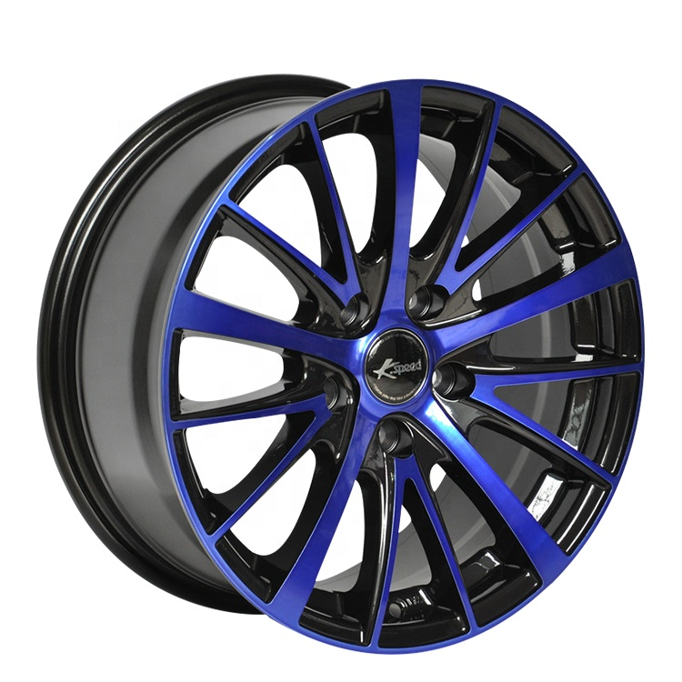 Factory custom the modern style of 5*114.3 rims and wheels car <strong>alloy</strong> 16 inch