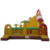 Commercial Indoor Child Inflatable Bouncer Combo Trampoline Inflatable Jumper Castle For Kids