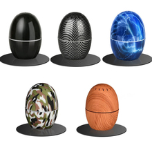High Quality Outdoor Mini Portable Egg 3D Stereo TWS IPX8 Waterproof <strong>Bluetooth</strong> <strong>Speaker</strong> Wireless