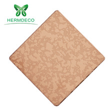 Industrial Supply 201/304 Mirror Etched Rose Gold Decorative <strong>Stainless</strong> <strong>Steel</strong> Sheet/Plate/Flat for Elevator Door