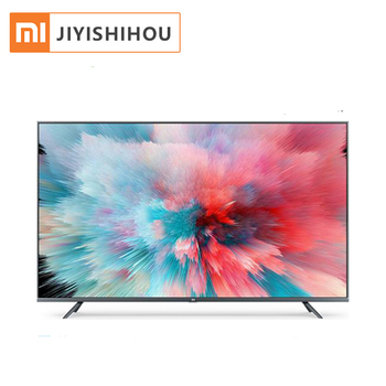 Küresel Versiom Xiaomi Mi Akıllı 55 Inç 3840*2160 4K Destek HDR LED Full HD 2GB 8GB Xiaomi Android TV 9.0