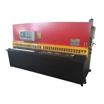 QC12K-6*5000 hydraulic cnc sheet metal cutting shearing machine price for sale