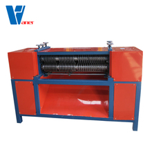 Usa Market Double Layer Radiator Stripper Copper Aluminum Separator Recycling Machine <strong>Equipment</strong> On Sell