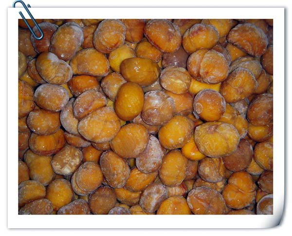 2020 New Organic Frozen Roasted Peeled Best Big Size Chestnut
