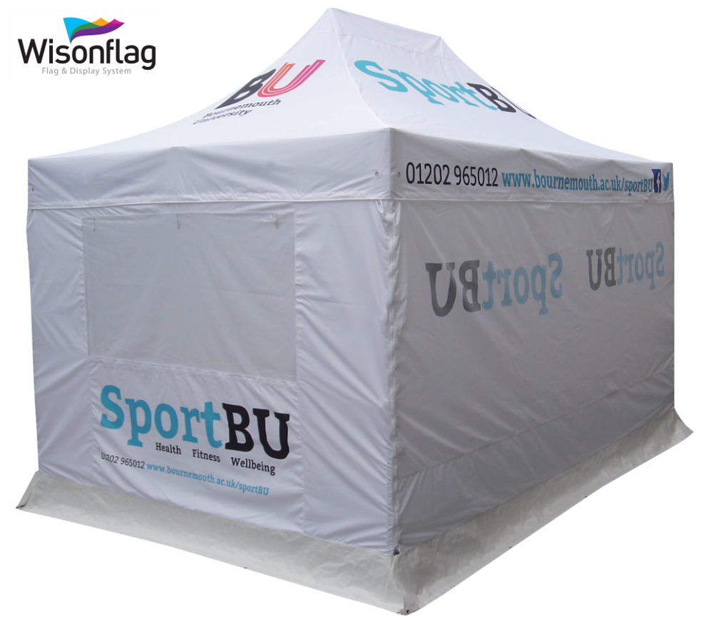 Cheap Custom pop up tent for outdoor event 3x6m <strong>Trade</strong> Show Folding Printed Gazebo Canopy Tent for sale
