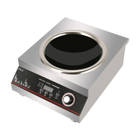 Commercial Induction Cooker 5000W Great firepower Multi-function Use