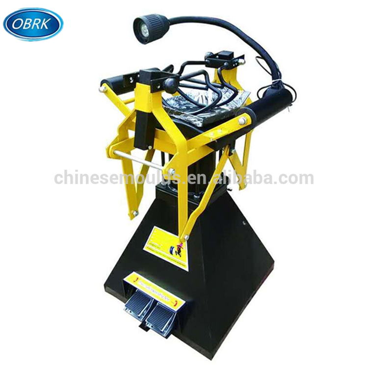 Automatic car tyre machine opener removal machine