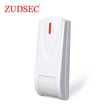 Wired Infrared Curtain PIR Motion Detector for Anti-Theft Alarm System