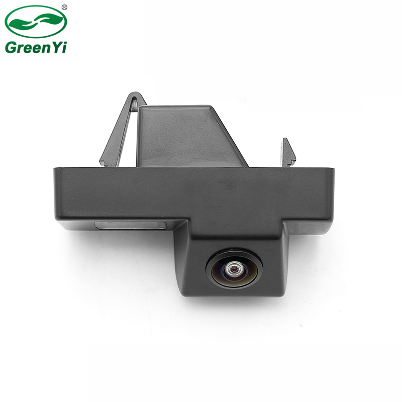 GreenYi 170 Degree AHD 1280*720P Special Vehicle Rear View Camera for Mitsubishi Pajero 4 2006-2017 Car