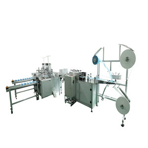 fully automatic high speed latest design face mask making machine