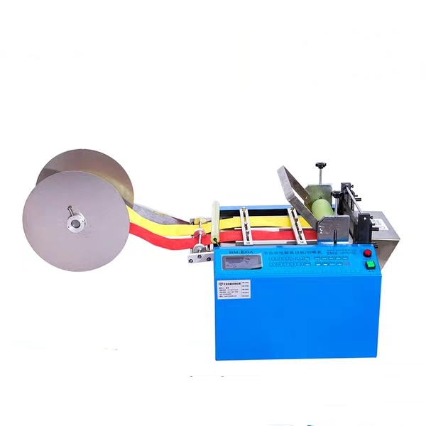Automatic cable copper tube cutting machine