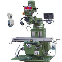 Dongguan factory hot selling turret milling machines