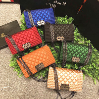 2019 product new fashion jelly handbags bag for woman New design lady handbag online shopping 2019 desig handbag made in china