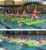 Water Resistant Swimming Pool Beach Floats EVA Inflatable Gymnastics Mats Floating Fitness Water Sports Yoga Mat Board On Water