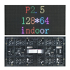 P2.5 indoor led display panel full color screen board HD led display module smd2121 320*160mm 128*64 dots