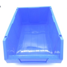 Eco-friendly custom shaped high quality space-saving blue <strong>plastic</strong> tool <strong>case</strong>
