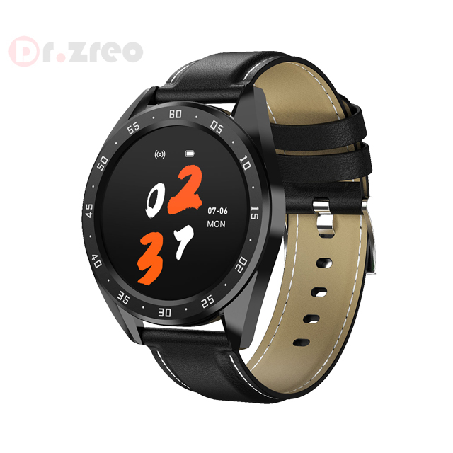 2019 New arrivals Cheap Smart Watch <strong>X10</strong> Sport Watch Round Touch Blood Pressure Monitor phone Reminder wholesales smartwatch
